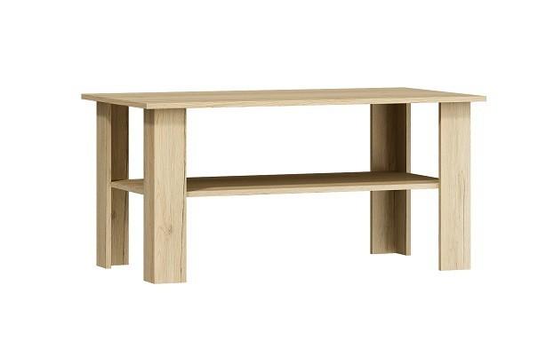 Drevený Sergio - Konferenčný stolík (san remo svetlý)