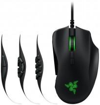 Drôtová herná myš Razer Naga Trinity, 16 000 dpi, čierna POUŽITÉ,