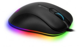 Drôtová myš Connect IT NEO, herná, 6 tlač., podsvietená, čierna