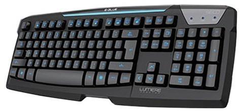 Drôtové klávesnice E-Blue Lumiere YCEBUM71BU