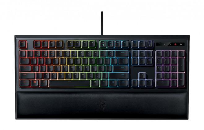 Drôtové klávesnice Razer Ornata Chroma, US RZ03-02040100-R3M1