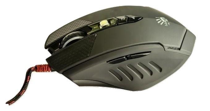 Drôtové myši A4tech BLOODY T70 Terminator herní myš,4000DPI,160KB paměť, USB