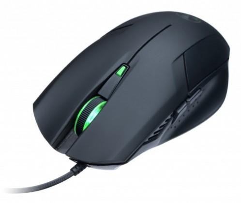 Drôtové myši CONNECT IT Battle Rnbw myš, černá CI-1128