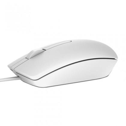 Drôtové myši Drôtová myš Dell MS116, biela