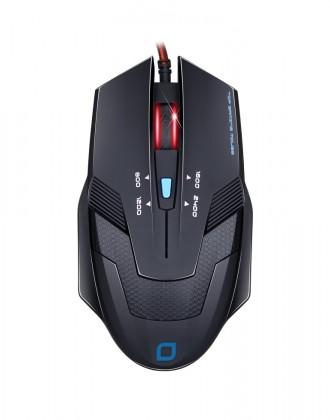 Drôtové myši EVOLVEO MG636 hráčska myš, 2400DPI