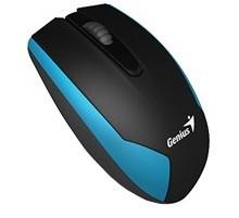 Drôtové myši Genius DX-100 modrá