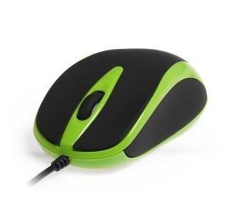 Drôtové myši Media-Tech MT-1091 Plano, zelená