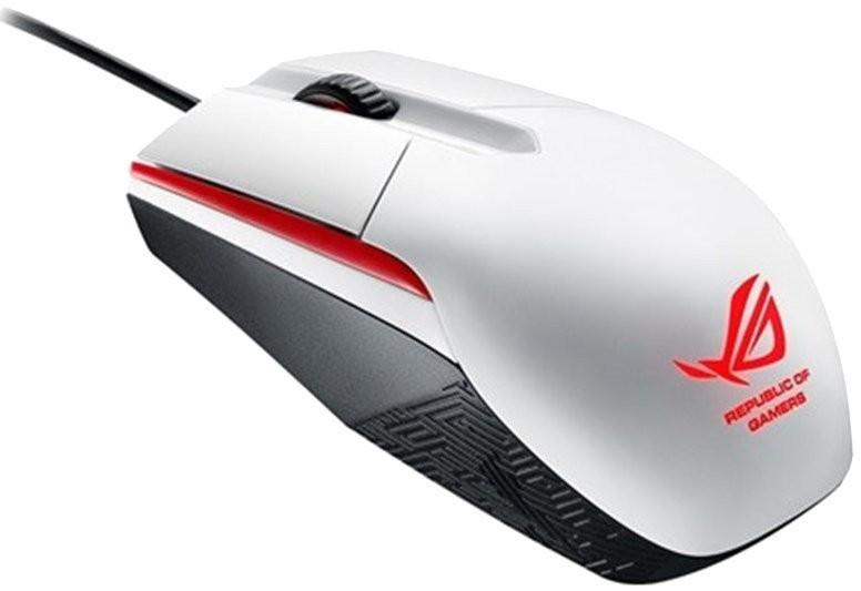 Drôtové myši Myš Asus ROG Sica (90MP00B2-B0UA00) bílá