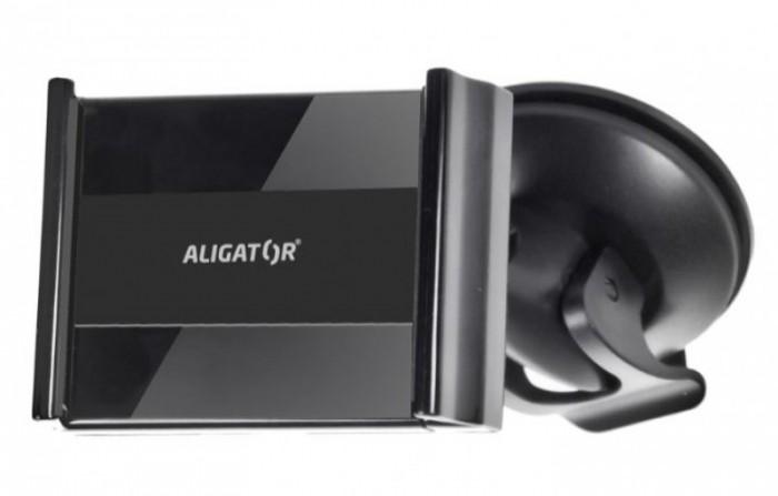 Držiak do auta Aligator HA2 2v1, otočný 360°, rozťahovacia úchyt