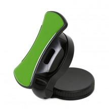 Držiak do auta C-Tech Omega Gecko, 360°, zelená