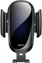 Držiak na mobil do auta Baseus, do mriežky,Future Gravity,čierny