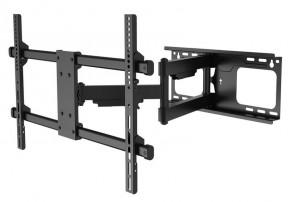 Držiak televízie AQV nástenný, VESA 600x400, 60kg