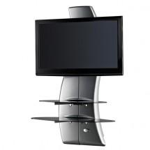 Držiak televízie MELICONI GHOST,VESA max 200x600,70kg,strieborný