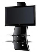 Držiak televízie MELICONI GHOST, VESA max 600 x 400, 30kg,čierny