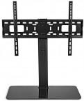 Držiak televízie NEDIS, stojan, VESA max 400x400, 30kg