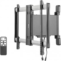 Držiak televízie SHO nástenný, VESA max 600 x 400, 35kg
