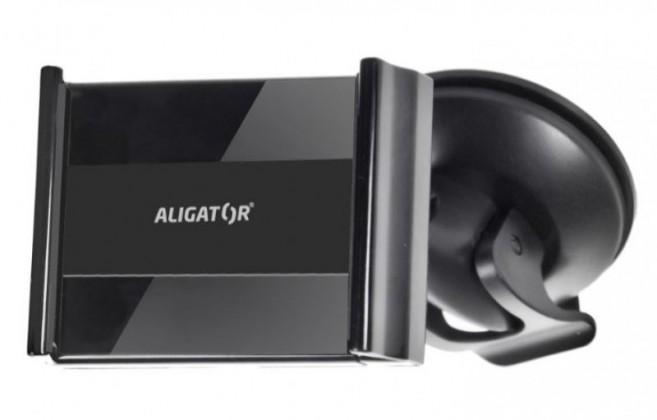 Držiaky a stojany Držiak do auta Aligator HA2 2v1, otočný 360°, rozťahovacia úchyt