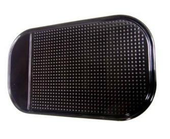 Držiaky a stojany Protišmyková nanopodložka do auta, čierna