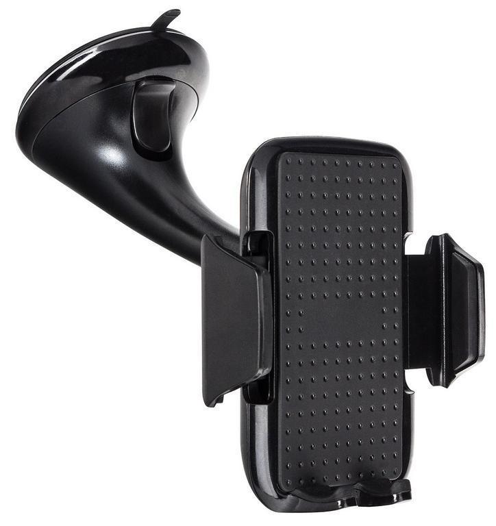 Držiaky na mobil do auta Držiak do auta WG s prísavkou, otočný, šírka 5,8-8,8cm