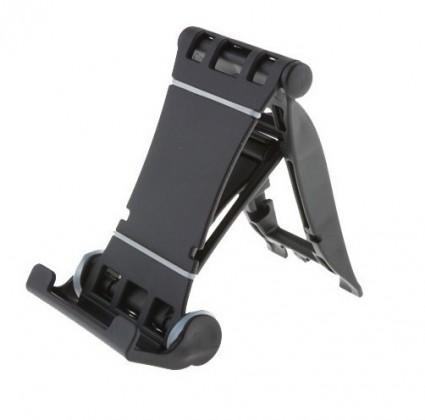 Držiaky, stojany Tablet holder black ROZBALENE