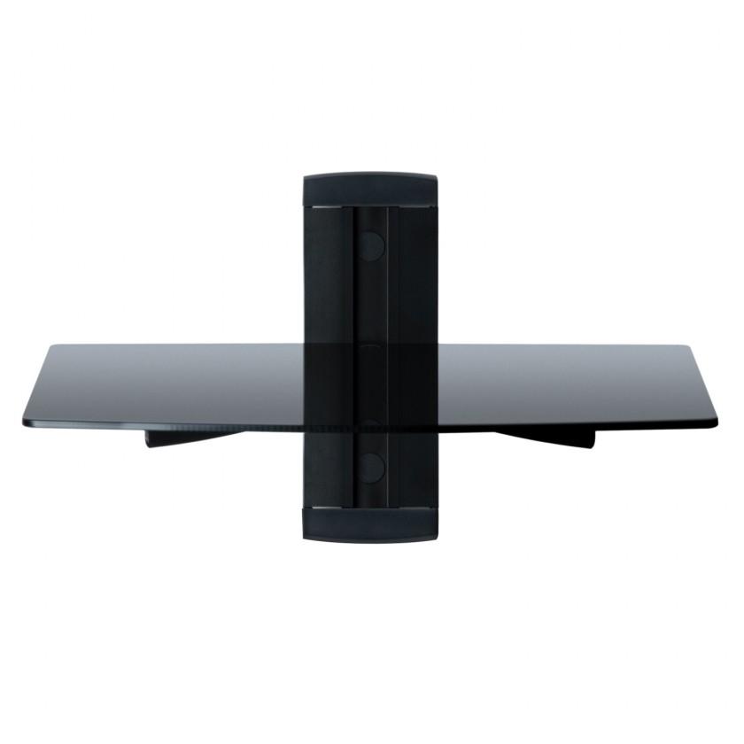 Držiaky TV Connect IT G1 držiak/sklenená polica pre DVD/Set Top Box