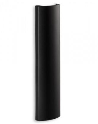 Držiaky TV Príslušenstvo Meliconi 480519, kryt kabeláže, 36cm, čierny