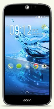 "Dual SIM telefón Acer Liquid Jade S LTE /5""/MT6752M/16GB/2G/A černý"