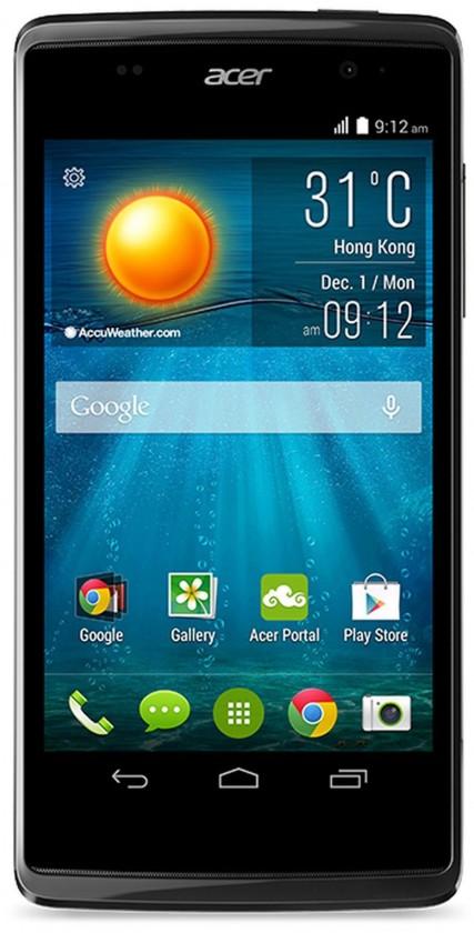 Dual SIM telefón ACER Liquid Z500