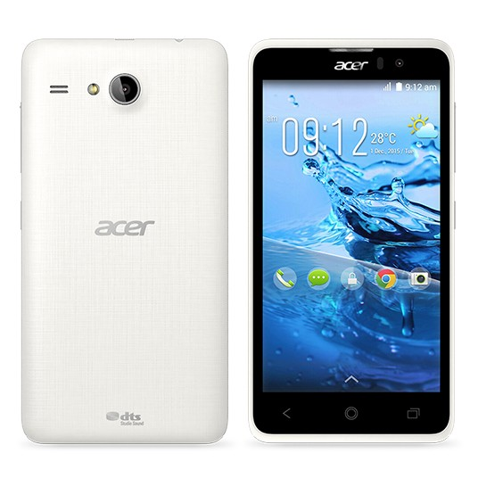 Dual SIM telefón Acer LIQUID Z520 8GB