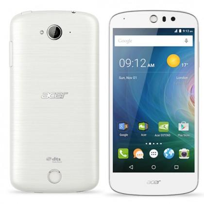 Dual SIM telefón ACER LIQUID  Z530 LTE White
