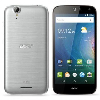 Dual SIM telefón ACER LIQUID  Z630 LTE  Silver
