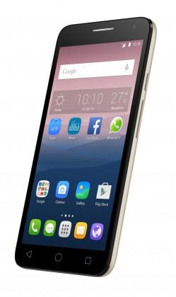 Dual SIM telefón ALCATEL ONETOUCH 5025D POP 3 Gold