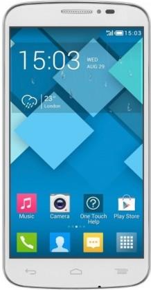 Dual SIM telefón ALCATEL ONETOUCH POP C7 (7041D) White