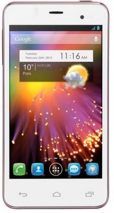 Dual SIM telefón  ALCATEL ONETOUCH Star (6010D) Cranberry Pink