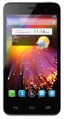 Dual SIM telefón ALCATEL ONETOUCH Star (6010D) Silver