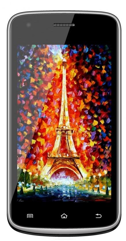 Dual SIM telefón Aligator S4020 Duo Red