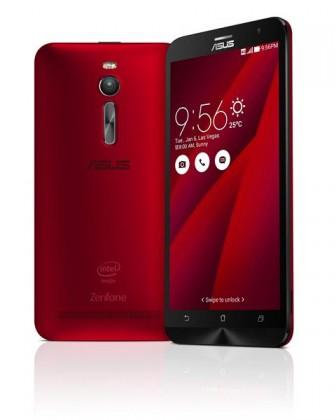 Dual SIM telefón ASUS ZenFone 2 ZE551ML 32GB Glamor Red