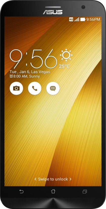 Dual SIM telefón ASUS ZenFone 2 ZE551ML 32GB Sheer Gold