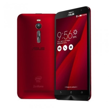 Dual SIM telefón ASUS ZenFone 2 ZE551ML 64GB červený