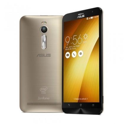 Dual SIM telefón ASUS ZenFone 2 ZE551ML 64GB zlatý