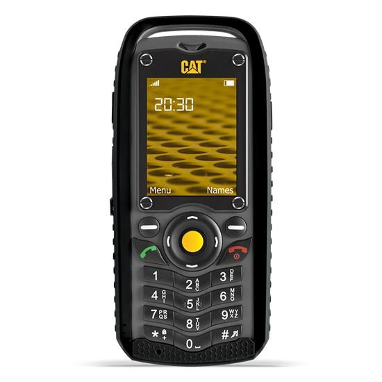 Dual SIM telefón Caterpillar CAT B25, čierna