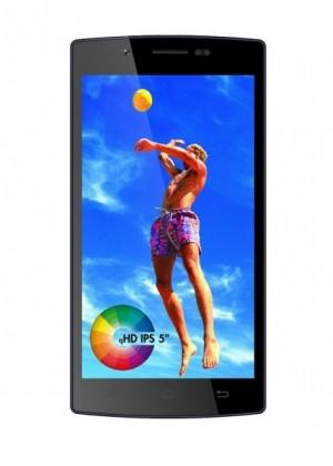Dual SIM telefón Cube1 G503 (Dual SIM) Black