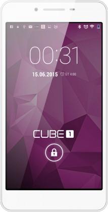 Dual SIM telefón CUBE1 S31 White POUŽITÝ, NEOPOTREBOVANÝ TOVAR