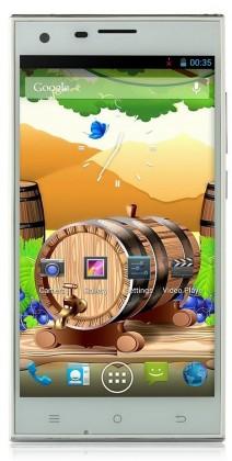 Dual SIM telefón CUBOT S308 White
