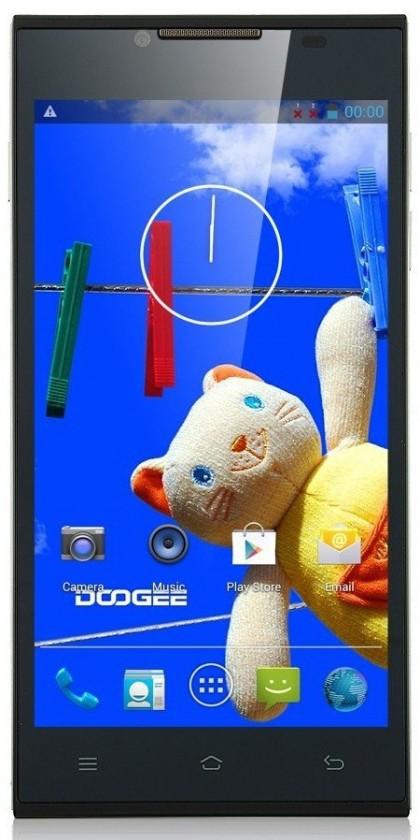 Dual SIM telefón DOOGEE Turbo DG2014 černý