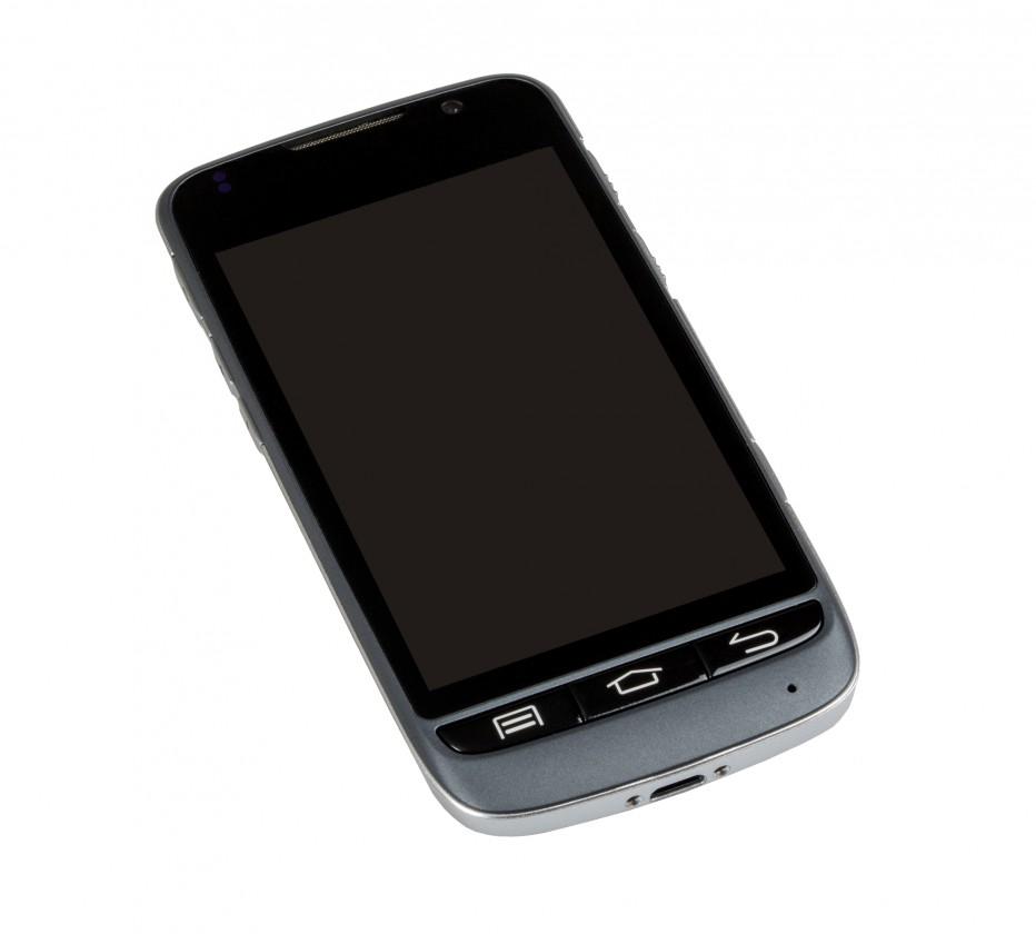 Dual SIM telefón Evolveo EasyPhone D2, čierna
