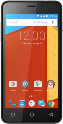 Dual SIM telefón GIGABYTE GSmart CLASSIC čierny