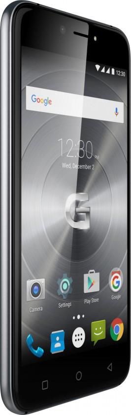 Dual SIM telefón GIGABYTE GSmart CLASSIC LTE, černý