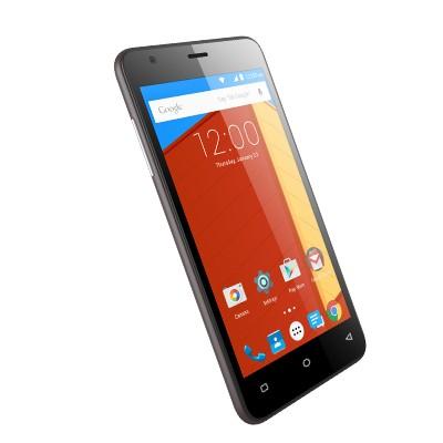 Dual SIM telefón GIGABYTE GSmart CLASSIC šedý