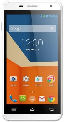 Dual SIM telefón Gigabyte GSmart ESSENCE biely